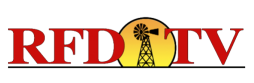 RFD-TV Media partner for the Greater PEORIA Farm Show